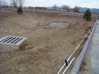 Louisville colorado office warehouse r d space for rent for Design of stormwater detention ponds